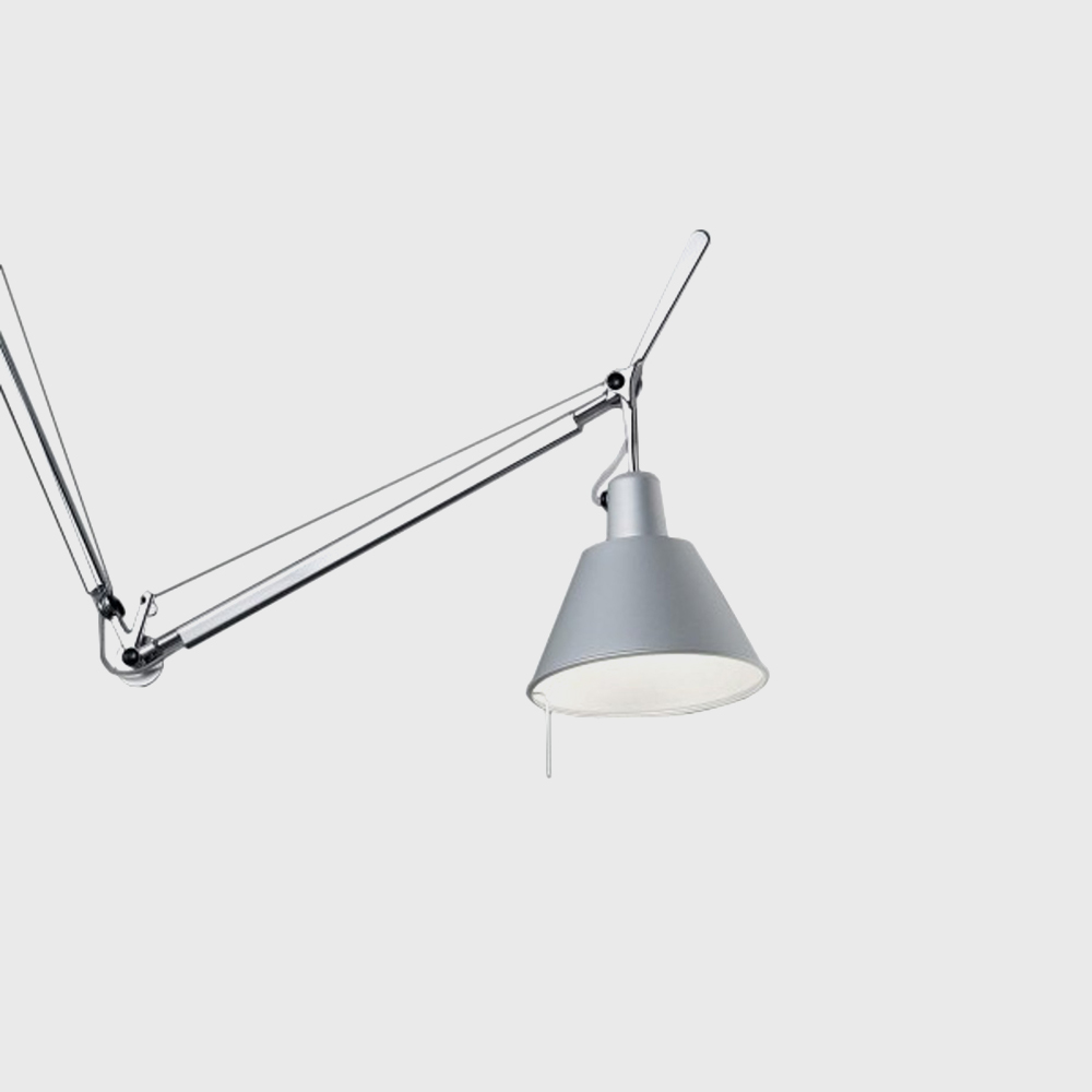 Artemide Tolomeo Suspension decentrata