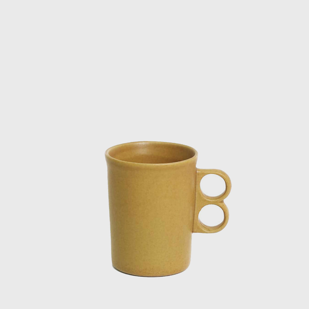 Bennington Potters Elements Gold Trigger Stoneware Mug 1340 [new]