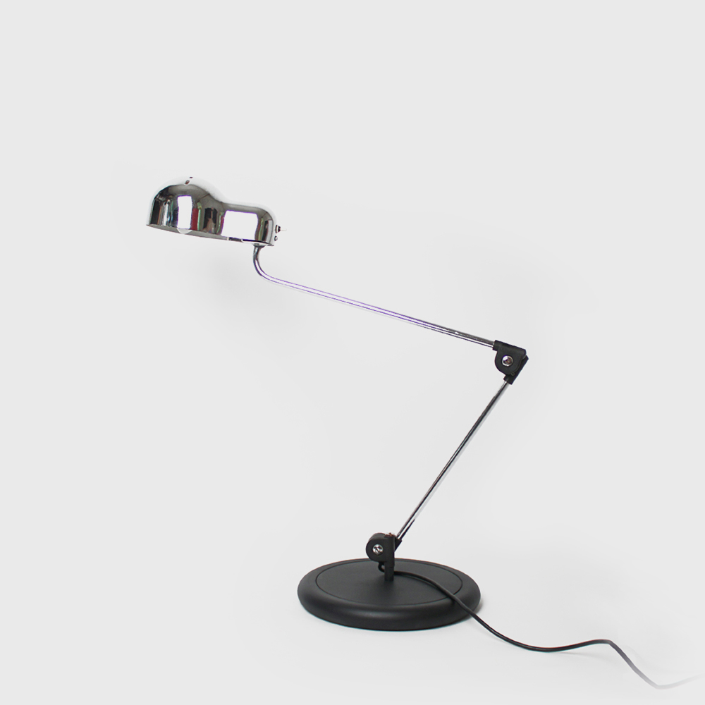 Stilnovo by Joe Colombo 'Topo' Table/desk lamp 1970s