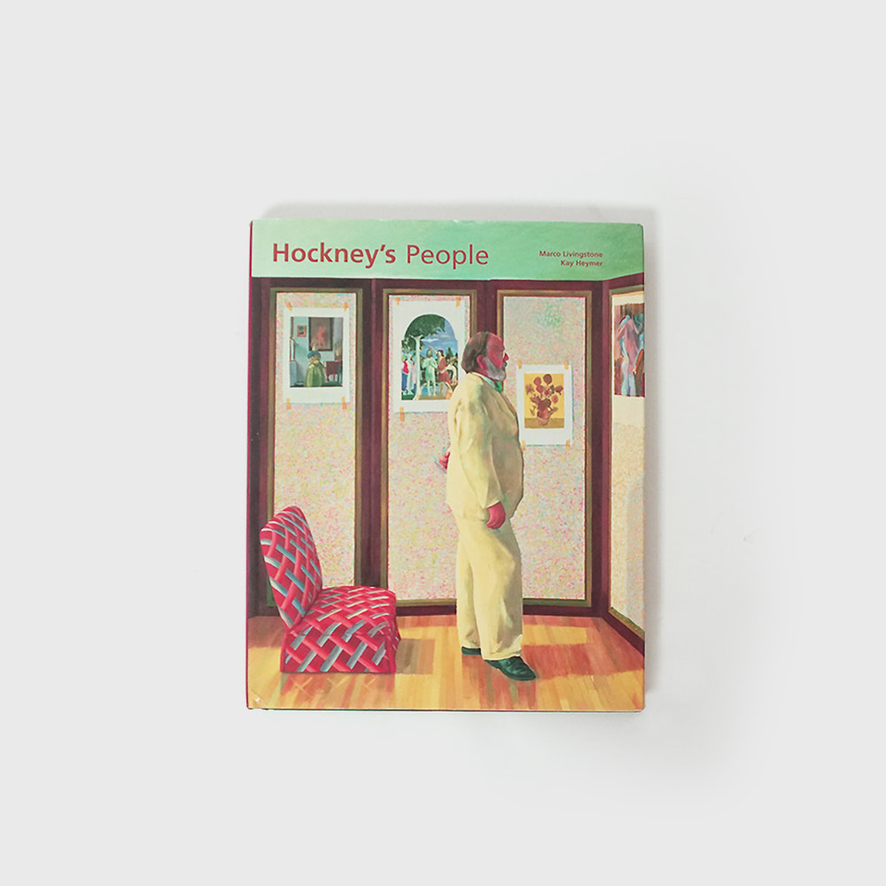 David Hockney :Hockney's People by Livingstone Marco/ Heymer Kay 2003
