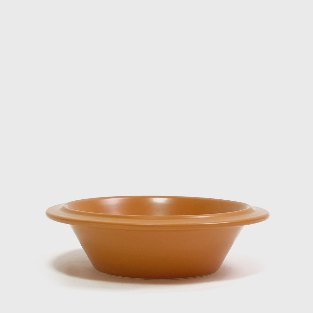 Fabrik Pottery Exclusive Dark Chedder Soup Bowl