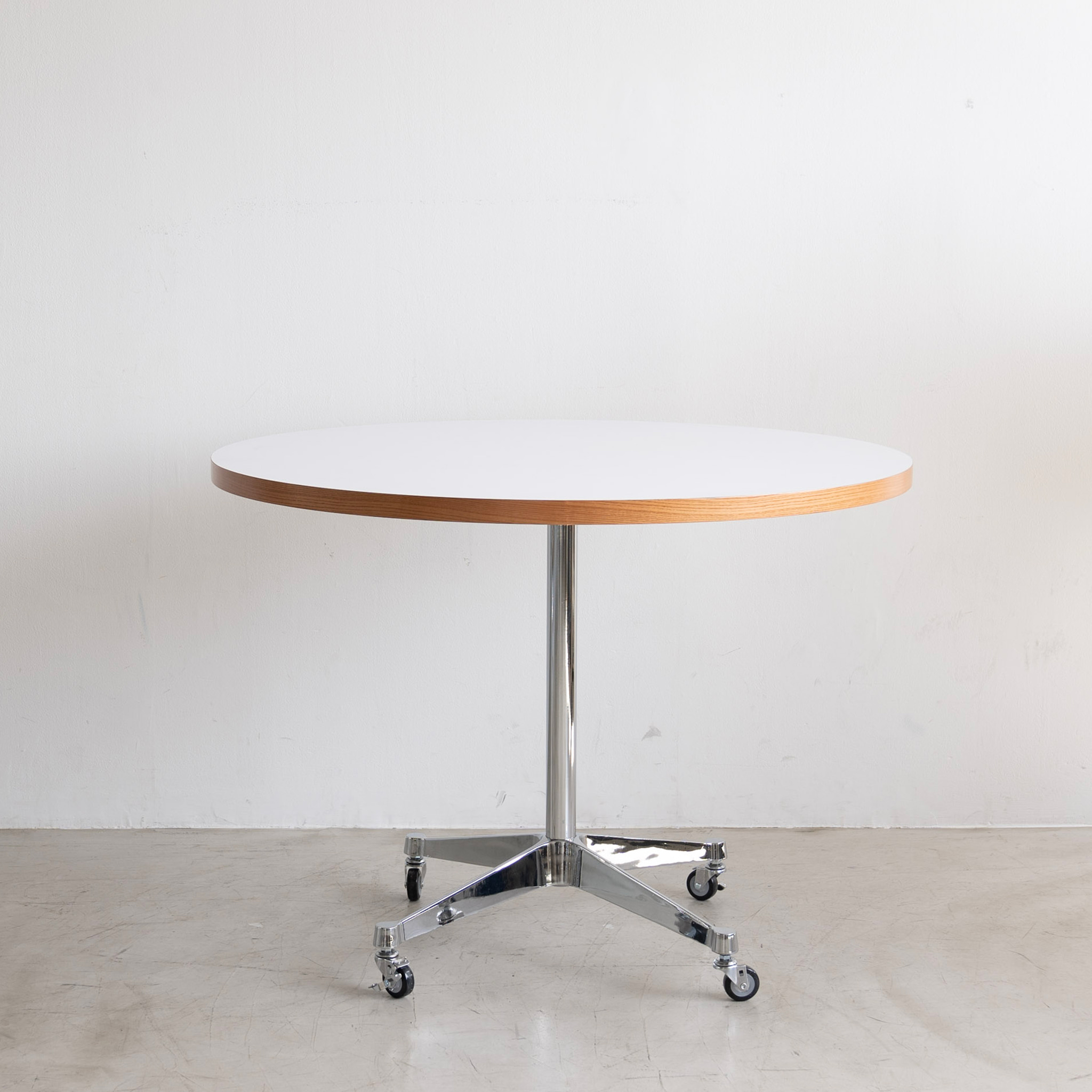 Herman Miller Contract Base Dining and work Table (model 650)