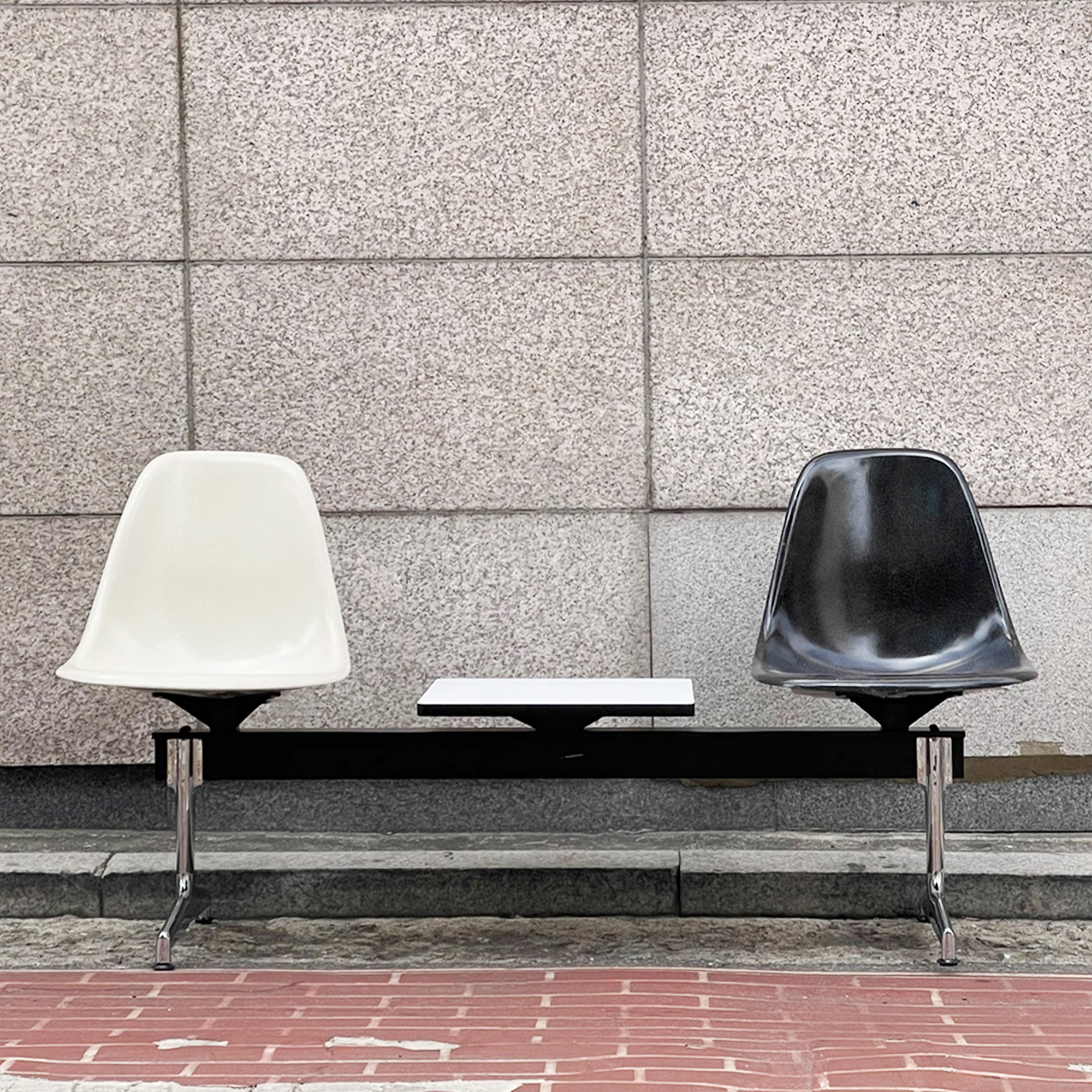 Herman Miller Eames Tandem Seating Group
