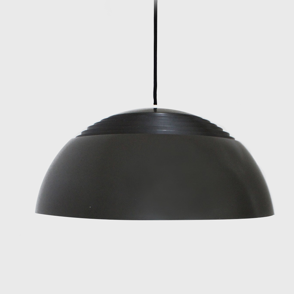 Arne Jacobsen Louis Poulsen AJ Royal Pendelleuchte- Brown/Grey