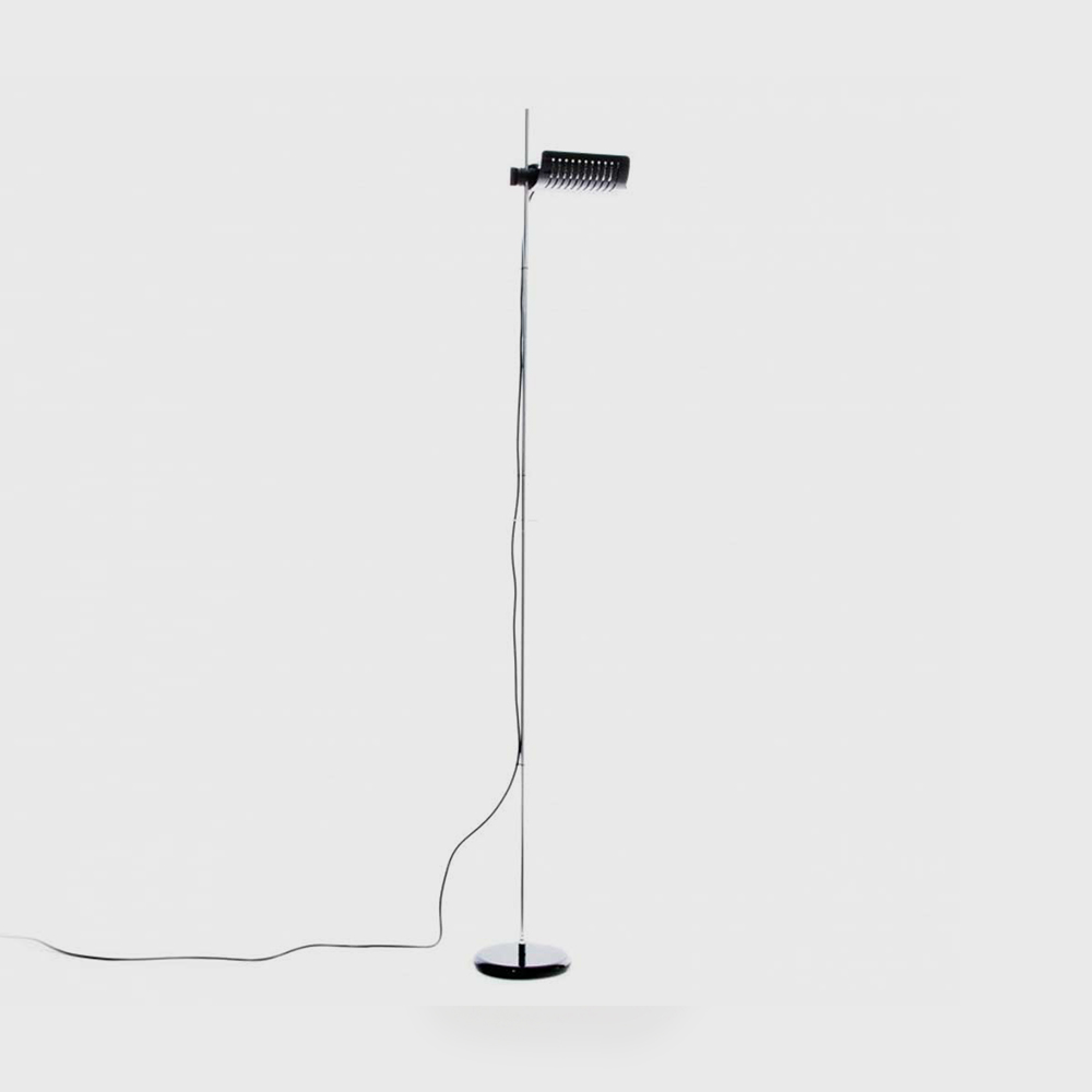 Oluce by Joe Colombo Floor Lamp 626